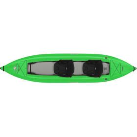 NRS STAR Paragon Tandem Kayak Hinchable 15', lime